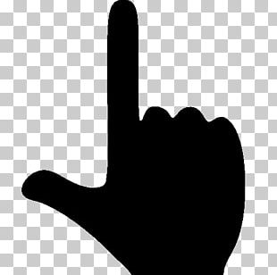 Index Finger Pointing Hand Computer Icons PNG