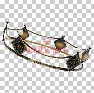 Middle Ages Crown Jewellery Circlet Tiara PNG