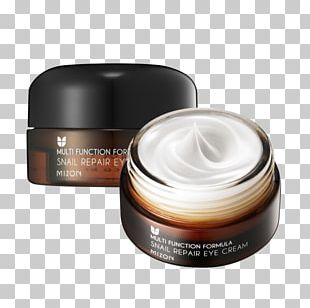 Mizon All In One Snail Repair Cream Mizon Snail Repair Eye Cream Snail Slime Skin Care PNG