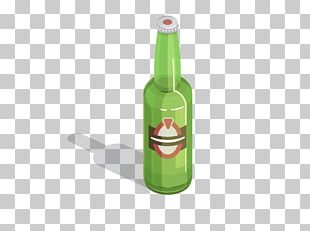 Wine Beer Bottle Glass Bottle Liquid PNG