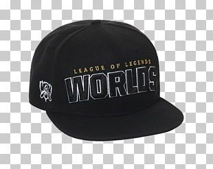 Baseball Cap 2016 League Of Legends World Championship Riot Games PNG