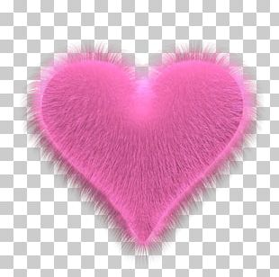 Fur Heart PNG
