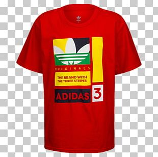 T-shirt Adidas Clothing Sports Shoes PNG