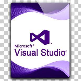 Microsoft Visual Studio Computer Software Computer Icons Visual Programming Language PNG
