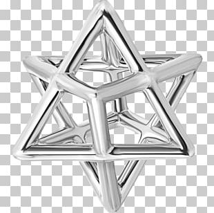 Merkabah Mysticism Jewellery Sterling Silver Charms & Pendants PNG