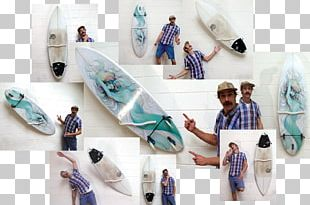Surfboard Surfing Standup Paddleboarding Art PNG