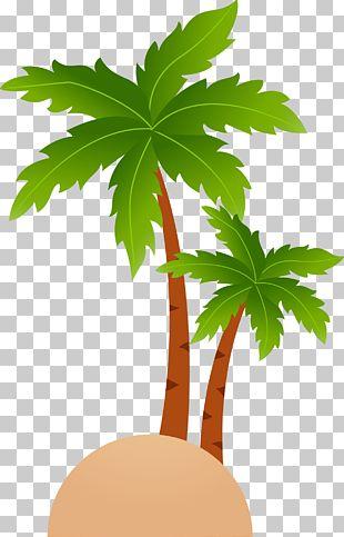 Tropical Islands Resort Cartoon PNG