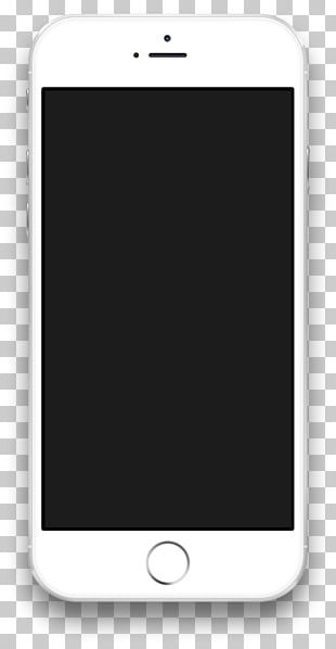 IPhone 6 Smartphone Feature Phone PNG