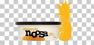 Milk Noosa Yoghurt Passion Fruit Sweet And Sour PNG