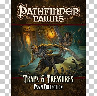 Pathfinder Pawns Traps & Treasures Pawn Collection PC Game Action & Toy Figures Violence Pathfinder Roleplaying Game PNG