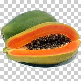 Papaya Fruit Auglis PNG