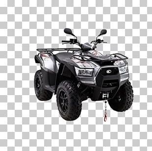 Scooter Tire Car All-terrain Vehicle Kymco PNG