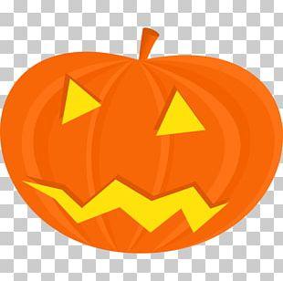 Halloween Pumpkin Jack-o'-lantern PNG