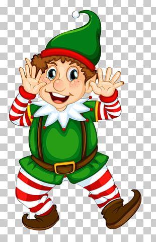 Rudolph The Elf On The Shelf Santa Claus Christmas Elf PNG