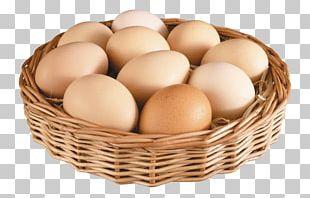 Basket Eggs PNG