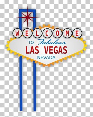 Welcome To Fabulous Las Vegas Sign McCarran International Airport Scalable Graphics PNG