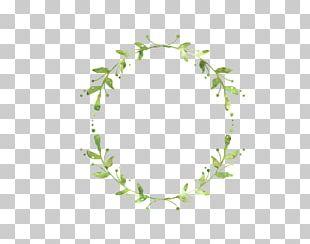 Wreath Leaf Garland Crown PNG
