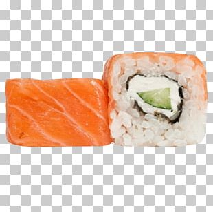 California Roll Smoked Salmon Philadelphia Roll Sashimi Sushi PNG