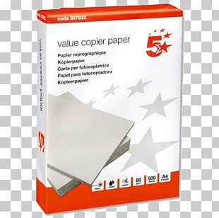 Standard Paper Size Photocopier Printing Office Supplies PNG