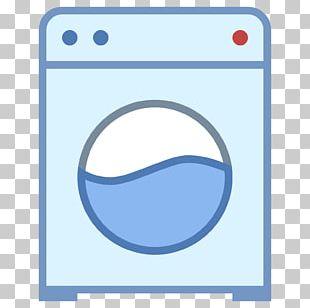 Washing Machines Computer Icons Laundry Symbol PNG