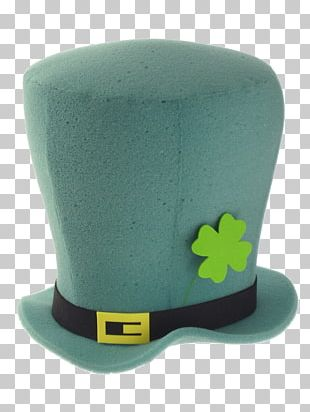Leprechaun Hat Saint Patricks Day PNG