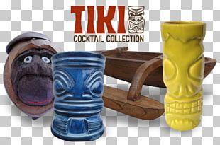 Cocktail Mug Tiki Bar Ceramic PNG