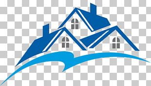Logo House Roof PNG