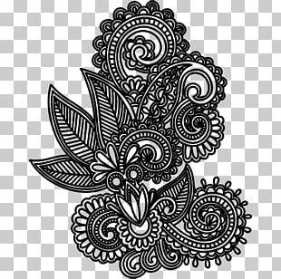 Drawing Tattoo Mehndi PNG