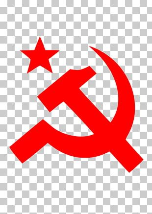 Flag Of The Soviet Union Hammer And Sickle Communism PNG