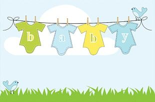Gift Card Baby Shower Greeting Card Infant PNG