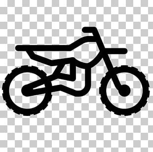 Bicycle Motorcycle Cycling Dirt Bike Mountain Bike PNG