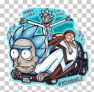 Morty Smith Rick Sanchez Comic Book Cartoon PNG