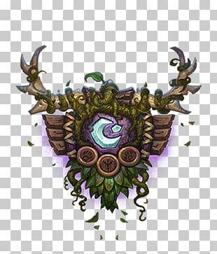 World Of Warcraft: Legion Hearthstone Druid Crest PNG