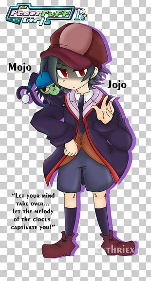 Mojo Jojo JoJo's Bizarre Adventure: All Star Battle Character Fan Art PNG