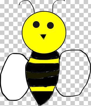 Western Honey Bee Hornet Open PNG