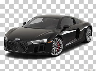 2018 Audi R8 Coupe Car 2017 Audi R8 Coupe V10 Engine PNG