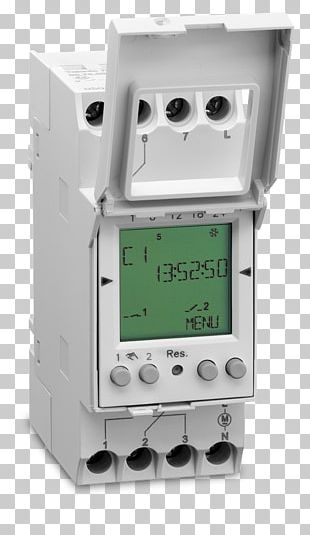 Timer Time Switch Clock Digital Data Electrical Switches PNG