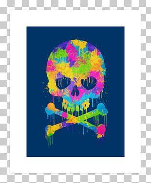 Abstract Graffiti T-shirt Watercolor Painting Art PNG