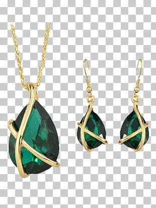 Earring Necklace Jewellery Chain Charms & Pendants PNG
