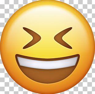 Emoji Smiley Happiness Emoticon Smirk PNG