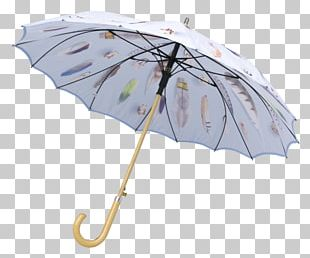 Tray Umbrella Table Feather White PNG