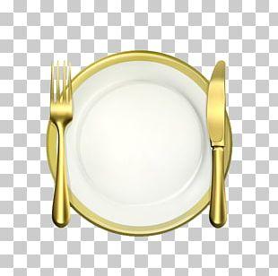 Knife Plate Cutlery Fork Tableware PNG