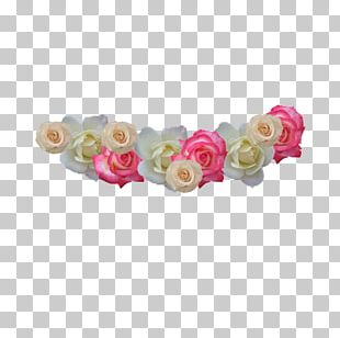 Crown Wreath Flower Rose PNG