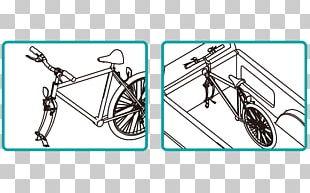 Bicycle Frames Bicycle Wheels Bicycle Drivetrain Part Car PNG