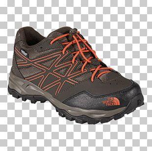 Hiking Boot Shoe ASICS PNG