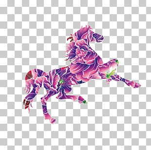 Horse Illustration PNG
