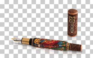 Rollerball Pen Gold Fountain Pen Diamond PNG