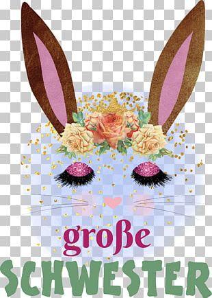 Cake Decorating Easter Flower Font PNG