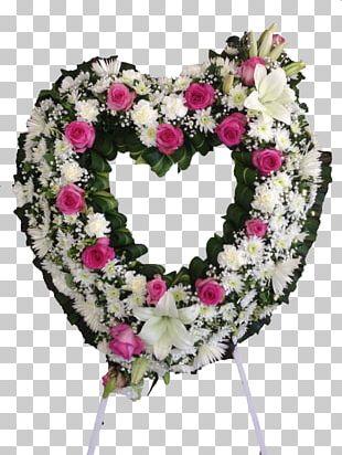 Floral Design Wreath Flower Bouquet Cut Flowers PNG