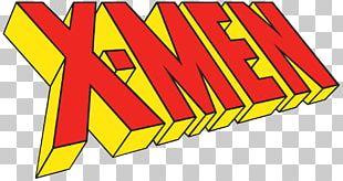 Professor X Cyclops Wolverine X-Men Logo PNG